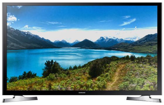 Телевизор 32 Samsung UE32J4500AK черный 1366x768 100 Гц Smart TV RJ-45 SCART