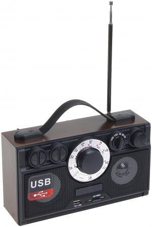 Радиоприемник Сигнал БЗРП РП-304 темное дерево