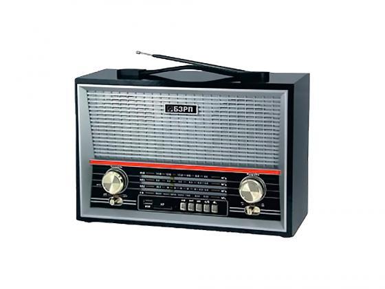 Радиоприемник Сигнал БЗРП РП-313 черный