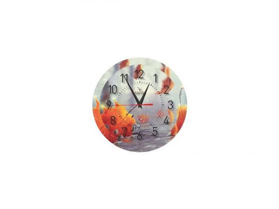 Часы настенные Вега П 1-240/7-240 часы настенные вега п 4 14 7 86 новогодние подарки