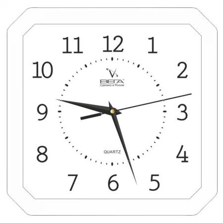 Часы настенные Вега П 4-7/7-19 часы настенные вега д 4 мд 7 77