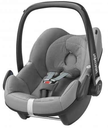 Автокресло Bebe Confort Pebble (concrete grey) автокресло bebe confort iseos isofix raspberry red
