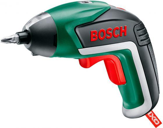 Аккумуляторная отвертка Bosch IXO 5 medium 06039A8021 цена и фото