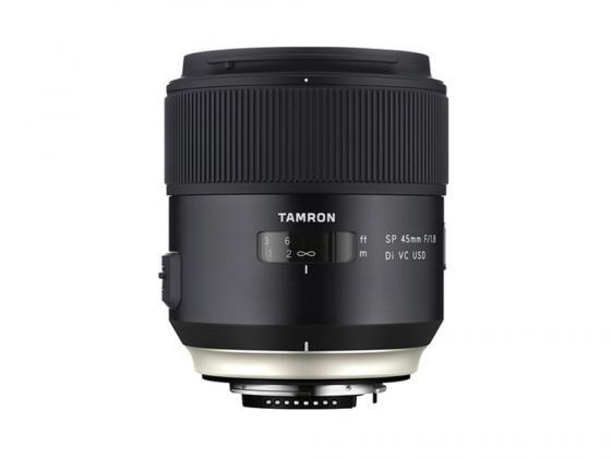 Объектив Tamron SP 45мм F/1.8 Di VC USD для Nikon F013N tamron sp 15–30 mm f 2 8 di vc usd nikon объектив
