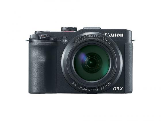 Фотоаппарат Canon PowerShot G3 X черный powershot g3 x