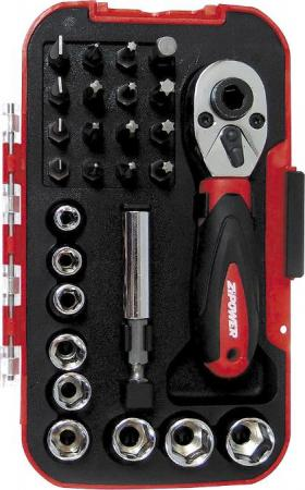 Набор инструментов ZIPOWER PM 5136 27шт цена