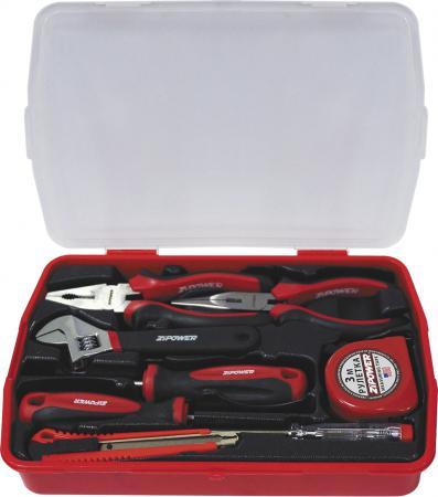 Набор инструментов ZIPOWER PM 5152 8шт насос ножной zipower pm 4236
