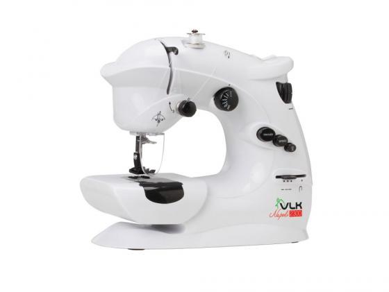 Швейная машина VLK Napoli 2300 белый швейная машина vlk napoli 1600 белый