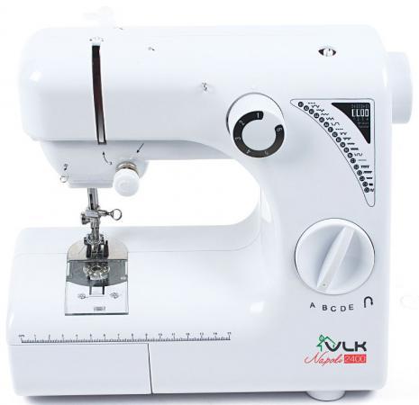 Швейная машина VLK Napoli 2400 белый швейная машина vlk napoli 1200 белый