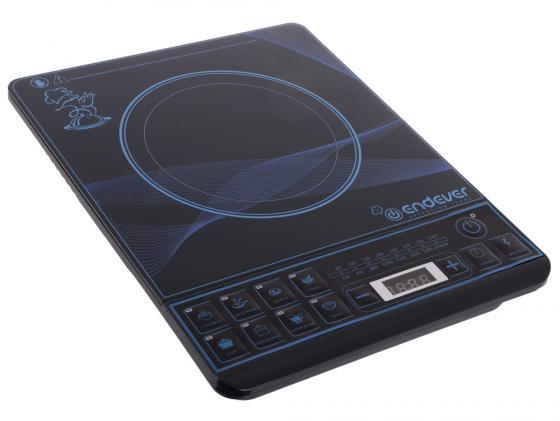 Индукционная электроплитка ENDEVER Skyline IP-28 чёрный электроплитка endever skyline ip 33 индукционная