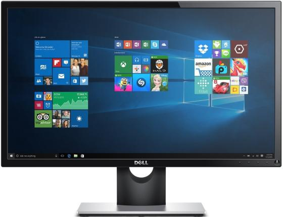Монитор 23.8 DELL SE2416H черный AH-IPS 1920x1080 250 cd/m^2 6 ms HDMI VGA se2416h