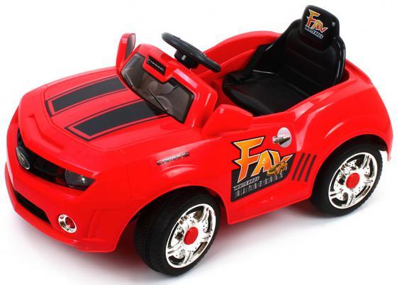 Машина р/у красный 25W, 6V/7Ah Пламенный мотор 86099 пламенный мотор машинка инерционная volvo пожарная охрана