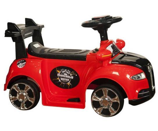 Машинка Миникар р/у красный Пламенный мотор 86121 машинка пламенный мотор внедорожник 87589