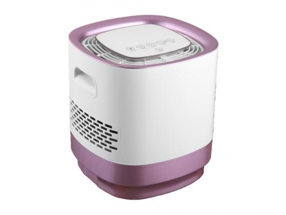 Очиститель воздуха Leberg LW-20R белый розовый мойка воздуха leberg lw 20 b
