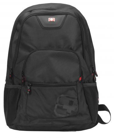 """Рюкзак для ноутбука 16"""" Continent BP-305 BK полиэстер черный"""