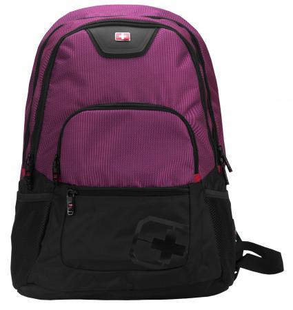 """Рюкзак для ноутбука 16"""" Continent BP-305 PP полиэстер черный"""