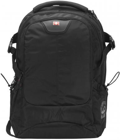 Рюкзак для ноутбука 16 Continent BP-307 BK полиэстер