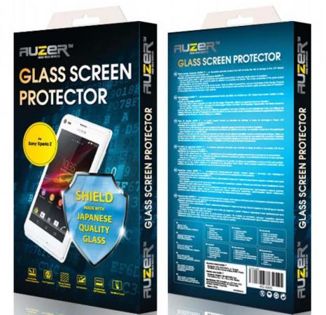 Защитное стекло Auzer AG-SSXE 4 для Sony Xperia E 4 электросамокат ezip e 4 5