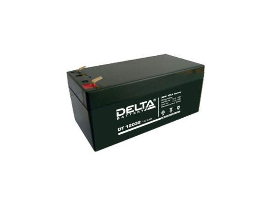 Батарея Delta DT 12032 3.2Ач 12B цены онлайн