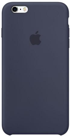 Чехол (клип-кейс) Apple Silicone Case для iPhone 6 Plus iPhone 6S Plus синий MKXL2ZM/A