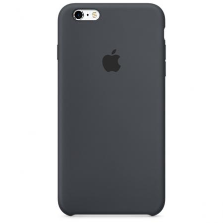 Чехол (клип-кейс) Apple Silicone Case для iPhone 6 Plus iPhone 6S Plus серый MKXJ2ZM/A apple apple silicone case