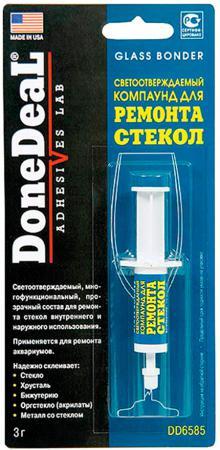 Адгезив для приклеивания стекла Done Deal DD 6585