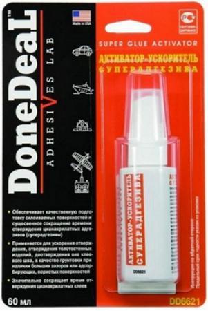 Спрей-активатор для суперадгезивов Done Deal DD 6621 [sa]france ferraz farley 6621 cp urd2250 protistor 660v50a 22x58 fuses