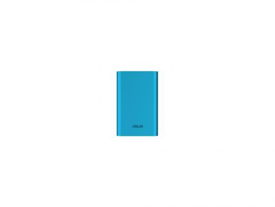 Портативное зарядное устройство Asus PowerBank ABTU005 10050мАч синий 90AC00P0-BBT029/079