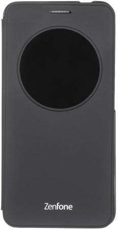 Чехол Asus для ZenFone GO ZC500TG View Flip Cover черный 90AC00Q0-BCV001