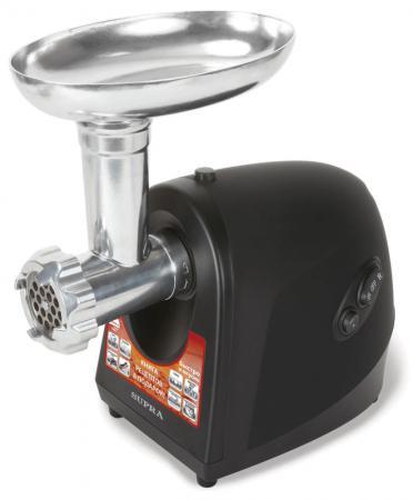 Электромясорубка Supra MGS-1841T 1800 Вт чёрный электромясорубка supra mgs 1841t 1800 вт чёрный