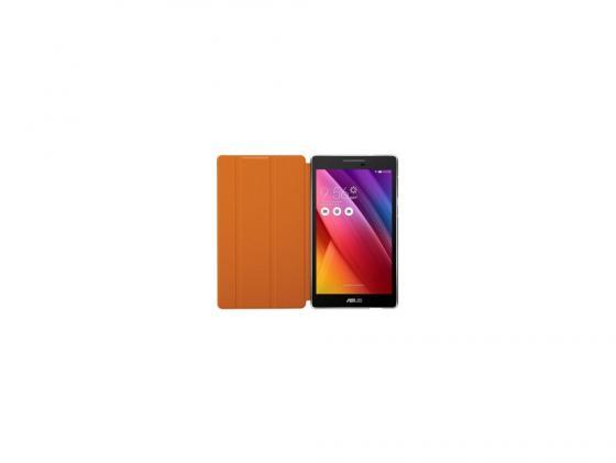 Чехол ASUS для планшетов 7 ZenPad 7 PAD-14 TRICOVER/Z170  полиуретан/поликарбонат белый 90XB015P-BSL370