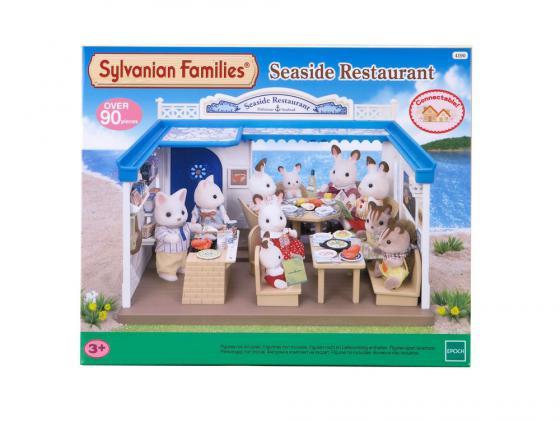 Игровой набор Sylvanian Families Морской ресторан 4190 игра sylvanian families морской ресторан 4190
