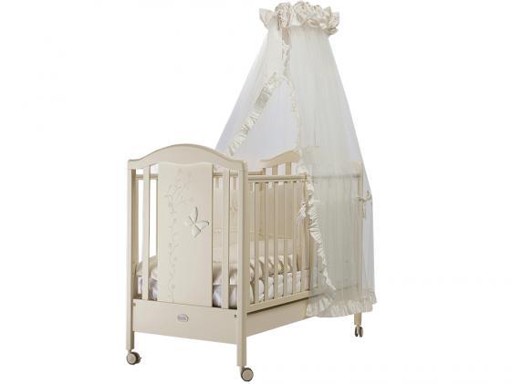 Кроватка-качалка Feretti Privilege Dondolo (avorio) детские кроватки feretti mon amour dondolo качалка