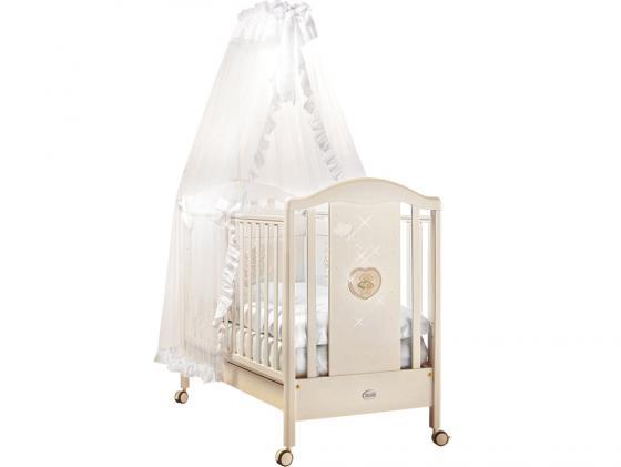 Кроватка-качалка Feretti Mon Amour Dontolo (bianco) детские кроватки feretti mon amour dondolo качалка