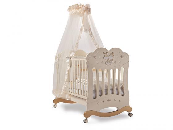 Кроватка-качалка Feretti Etoile D'or (avorio) feretti детская etoile dargent белая