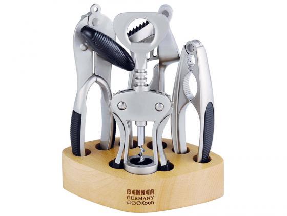 Набор открывалок Bekker BK-453 7 предметов bekker чайный сервиз bekker bk 7145 15 предметов ihygxrd