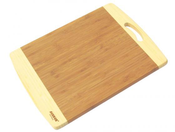 Доска разделочная Bekker BK-9712 35х25х1.8 бамбук доска разделочная bekker bk 9720
