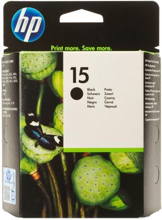 Картридж HP C6615DE №15 для DeskJet 810c 840 920 940 черный стоимость