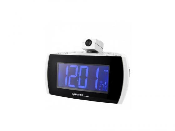 Часы с радиоприёмником First 2421-2 часы с радиоприёмником first 2410 черный