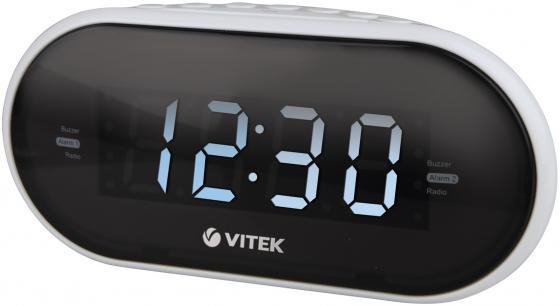 цена на Часы с радиоприёмником Vitek VT-6602W