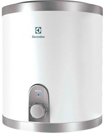 Водонагреватель накопительный Electrolux EWH 10 Rival O 10л 1.5кВт серебристый