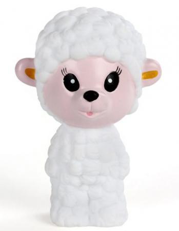 Пластмассовая игрушка для ванны Жирафики Овечка 11 см 681114 стоимость