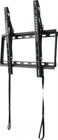 Кронштейн Wize WT47 черный для 23-47 настенный от стены 400мм наклон 14° VESA 400x400 до 35кг кронштейн wize pro t63 до 91кг black