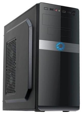 Корпус ATX PowerCool S2002BK 500 Вт чёрный корпус atx exegate cp 510 500 вт чёрный ex189002rus