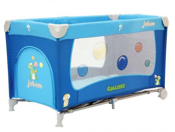Манеж-кровать Jetem C3 (ballons) jetem picnic s 102 violet