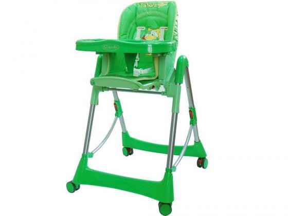 Стульчик для кормления Jetem Piero Fabula Horse (green) стульчик для кормления jetem magic field and garden