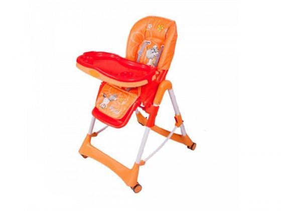 Стульчик для кормления Jetem Piero Fabula Horse (orange) стул jetem piero fabula horse green