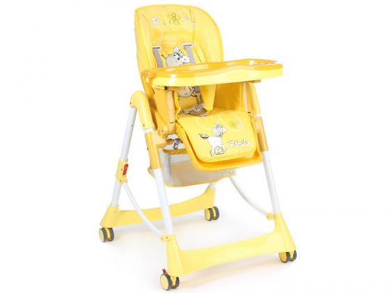 Фото Стульчик для кормления Jetem Piero Fabula Horse (yellow)