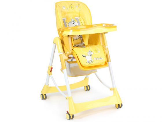 Стульчик для кормления Jetem Piero Fabula (yellow) стул jetem piero fabula horse red