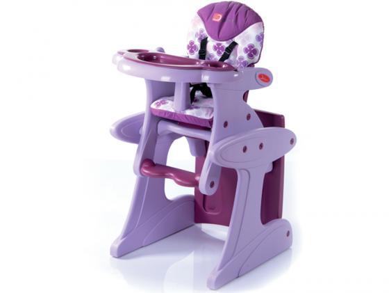 Стульчик-трансформер для кормления Jetem Magic (charming) стул jetem magic hj02 charming
